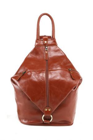 Рюкзак KOFR. Цвет: светло-коричневый