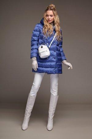 Куртка Naumi. Цвет: denim