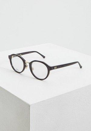 Оправа Christian Dior. Цвет: черный