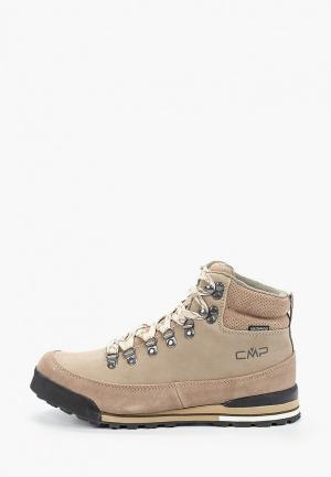 Ботинки CMP. Цвет: бежевый