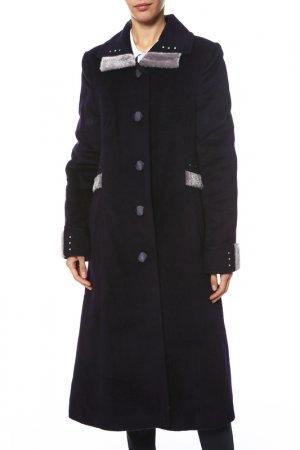 Пальто Ксения. Цвет: мультицвет