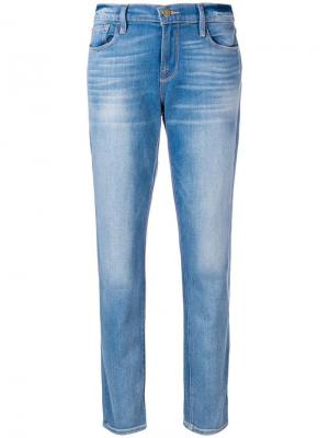 Slim-fit jeans FRAME. Цвет: синий