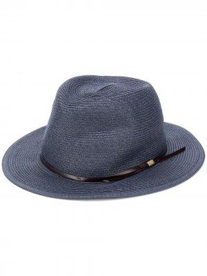 Шляпа Chapeaux Mc2 Saint Barth. Цвет: синий
