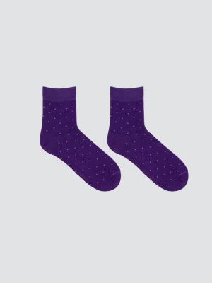 НОСКИ ЖЕНСКИЕ Mark Formelle. Цвет: фиолетовый