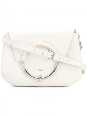 Margherita shoulder bag Furla. Цвет: белый