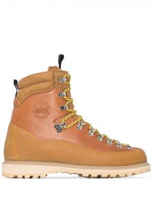 Ботинки Everest Diemme. Цвет: коричневый