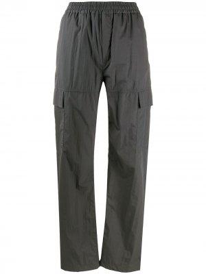 Прямые брюки Sheila карго Filippa K. Цвет: серый