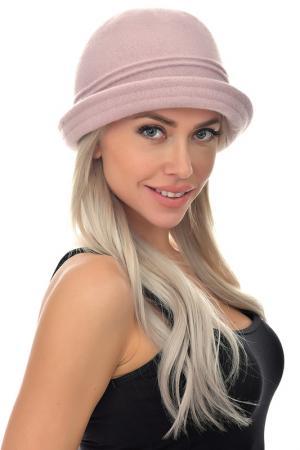 Шляпа Tonak. Цвет: пудровый