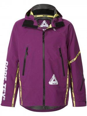 Куртка Gore-Tex Palace. Цвет: фиолетовый