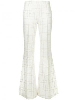 Расклешенные брюки Dumas CAMILLA AND MARC. Цвет: белый