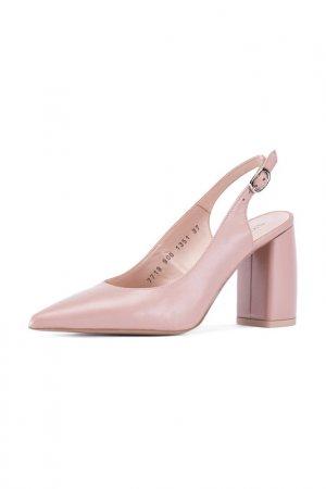 Туфли Giotto. Цвет: темно-розовый