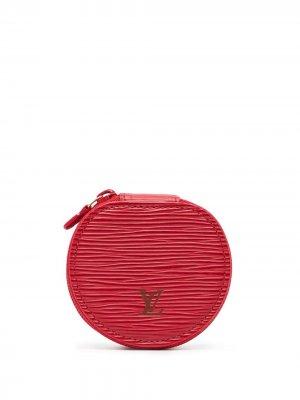Шкатулка для украшений Épi Ecrin Bijou pre-owned Louis Vuitton. Цвет: красный