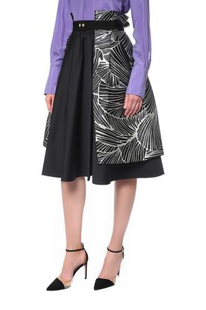Юбка Pennyblack. Цвет: 003-black pattern