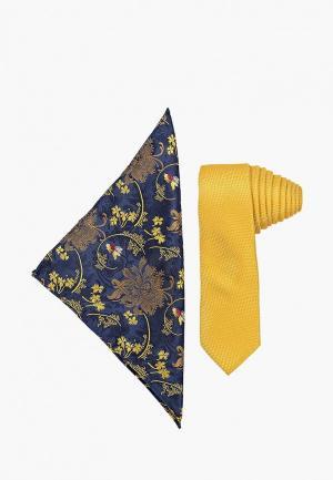 Комплект Burton Menswear London. Цвет: желтый