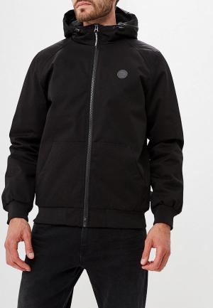Куртка утепленная DC Shoes. Цвет: черный