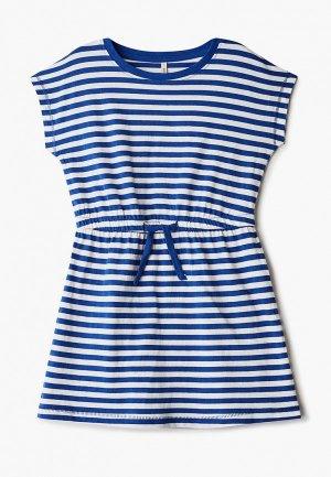 Платье Kids Only. Цвет: синий