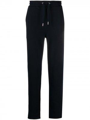 Спортивные брюки Karl Lagerfeld. Цвет: синий