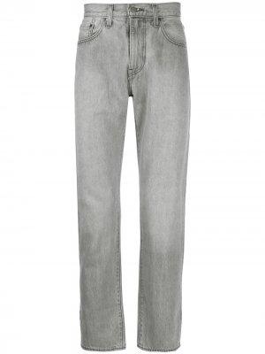 Levis прямые джинсы 501 Levi's. Цвет: серый