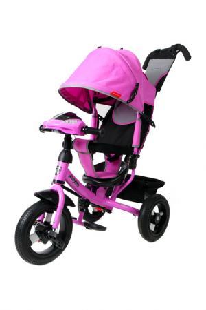 Велосипед 3-х колесный MOBY KIDS. Цвет: лиловый