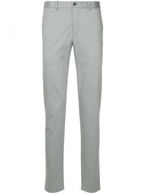 Durban прямые брюки D'urban. Цвет: серый