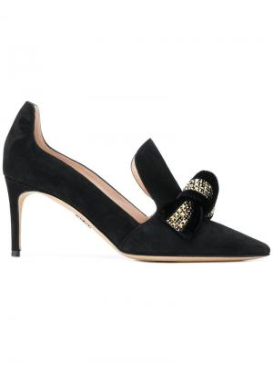 Embellished pumps Rodo. Цвет: черный
