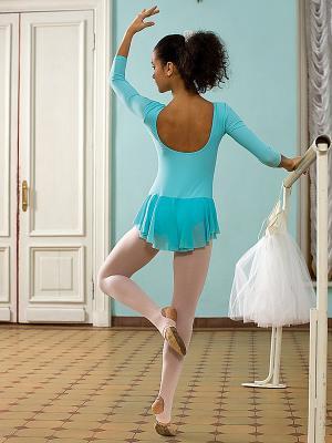Колготки Arina Ballerina. Цвет: бледно-розовый