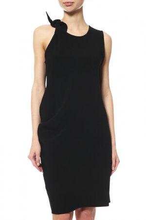 Платье Acne Studios. Цвет: черный
