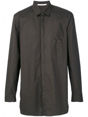 Рубашка Sove Damir Doma. Цвет: коричневый
