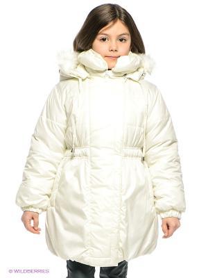 Пальто Avanti Piccolo. Цвет: молочный