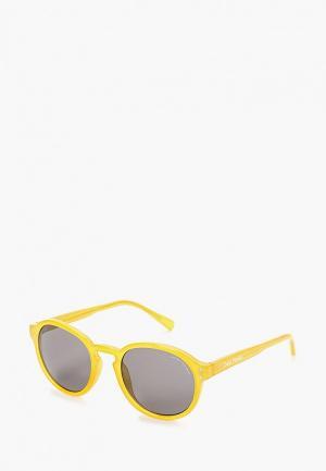 Очки солнцезащитные Cheap Monday. Цвет: желтый