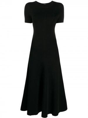 Платье миди Berry Milano Joseph. Цвет: черный
