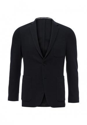 Пиджак Boss Hugo. Цвет: синий