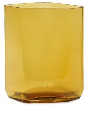 Большая ваза Silex Serax. Цвет: желтый