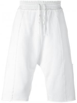 Спортивные брюки Parini Damir Doma. Цвет: белый