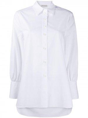 Рубашка Mortigues By Malene Birger. Цвет: белый