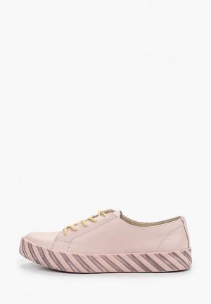 Кеды Dali. Цвет: розовый