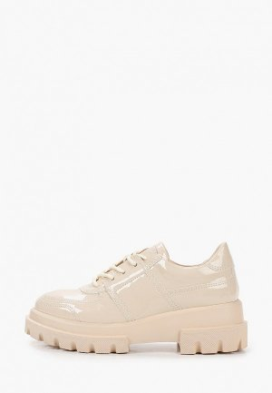 Ботинки Keddo. Цвет: бежевый