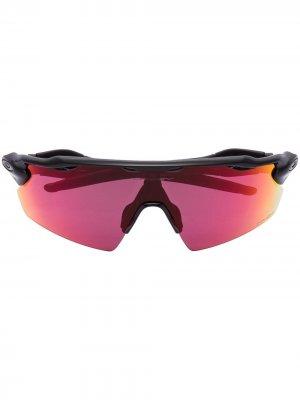 Солнцезащитные очки Prizm Field Oakley. Цвет: черный