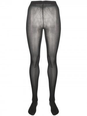 Колготки Velvet De Luxe 50 Wolford. Цвет: серый