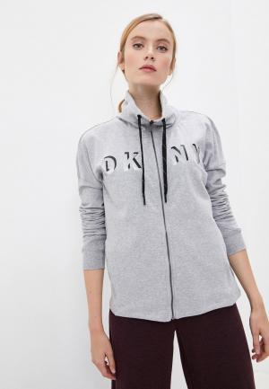Олимпийка DKNY. Цвет: серый