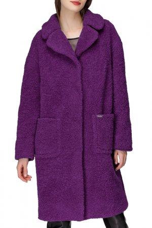 Пальто Helmidge. Цвет: фиолетовый