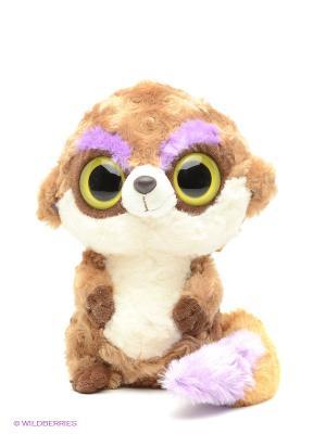 Мягкая игрушка AURORA. Цвет: коричневый, фиолетовый
