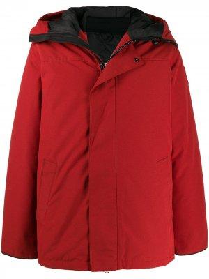 Утепленная куртка Canada Goose. Цвет: красный