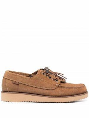 Туфли на шнуровке Sebago. Цвет: нейтральные цвета