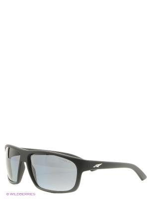 Очки солнцезащитные BURNOUT ARNETTE. Цвет: черный