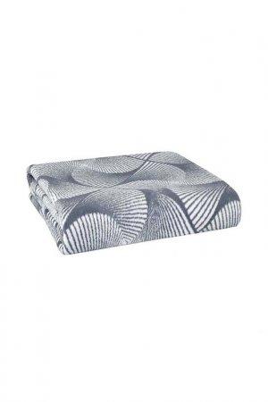 Плед 200х220 Arya home collection. Цвет: серый