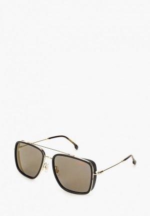 Очки солнцезащитные Carrera. Цвет: серый