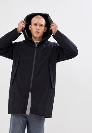 Куртка утепленная Brian Dales. Цвет: черный