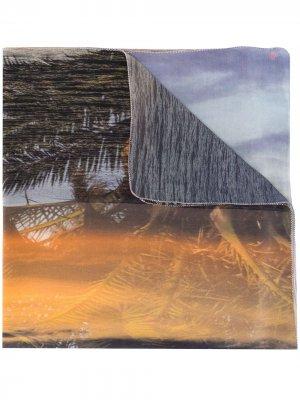 Юбка-саронг Lumio Palm из коллаборации с Mr Azara Tara Matthews. Цвет: серый