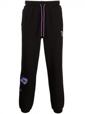Спортивные шорты из коллаборации с KidSuper Studios Puma. Цвет: черный